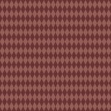 Seamless Burgundy Diamond Background Royalty Free Stock Photography