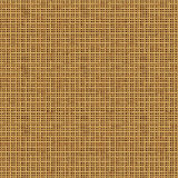Seamless burlap or canvas texture background, or repeat pattern stock illustration