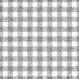 Seamless cage pattern Royalty Free Stock Image