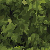 Seamless camouflage background Stock Images