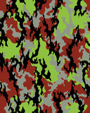 Seamless camouflage fashionable Royalty Free Stock Images
