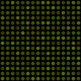 Seamless camouflage military background of circles. Stock Image