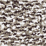 Seamless camouflage military cloth of infantry. Abstract background. Vector illustration. EPS10 royalty free illustration