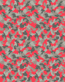 Seamless  camouflage pattern Stock Images