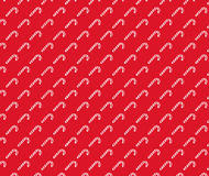 Seamless candy canes wallpaper Stock Photography