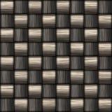 Seamless carbon fiber Stock Photos