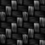 Seamless Carbon Fiber Royalty Free Stock Photo