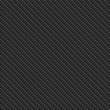 Seamless carbon fiber texture Royalty Free Stock Photos