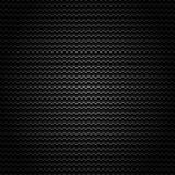 Seamless Carbon Fiber Vector Background Stock Photo