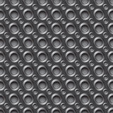 Seamless carbon pattern Royalty Free Stock Images