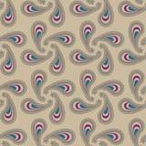 Seamless cashmere pattern Stock Photo