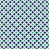 Seamless Cathedral Window Pattern Stock Images