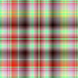 Seamless cell background. Red and green seamless cell background Royalty Free Stock Photos