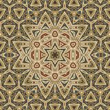 Seamless celtic pattern design 003. Seamless gold celtic pattern design Royalty Free Stock Photography