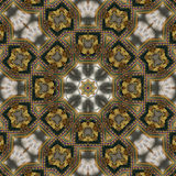 Seamless celtic pattern 003 Stock Photo