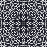 Seamless Celtic patterns Royalty Free Stock Images