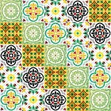 Seamless ceramic tiles 11 Royalty Free Stock Photo