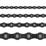 Seamless chain Royalty Free Stock Images