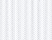Seamless chain-link fence. Wire mesh steel over white background Royalty Free Stock Photos