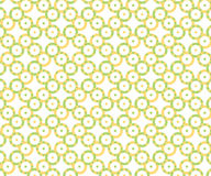 Seamless chain pattern royalty free stock images