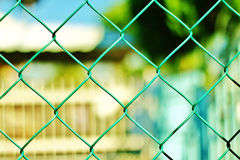 Seamless Chainlink Fence Royalty Free Stock Image
