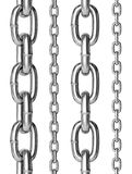 Seamless chains. Stock Image