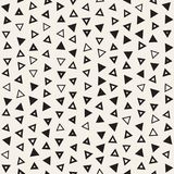 Seamless chaotic patterns. Randomly scattered geometric shapes. Abstract retro background design. Seamless chaotic patterns. Randomly scattered geometric shapes royalty free illustration