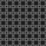 Seamless checked pattern. Stock Photography