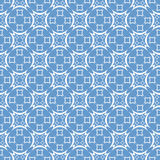 Seamless checked pattern. Royalty Free Stock Images