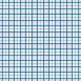 Blue and gray plaid pattern background stock image