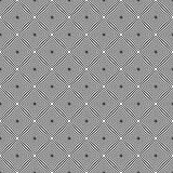 Seamless checked texture. Royalty Free Stock Photography