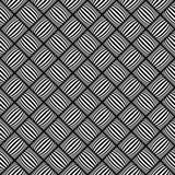 Seamless checked texture. Royalty Free Stock Photo