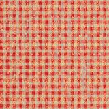 Seamless checkered background Royalty Free Stock Photography