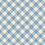 Seamless checkered background Royalty Free Stock Images