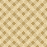 Seamless checkered background. Royalty Free Stock Photo