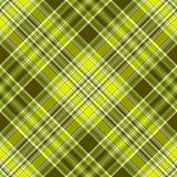Seamless checkered diagonal pattern Royalty Free Stock Photography