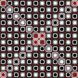 Seamless checkered pattern Stock Photography