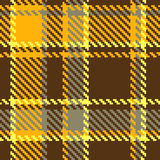 Seamless checkered pattern stock illustration