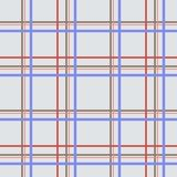Seamless checkered pattern Royalty Free Stock Photography