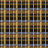Seamless checkered pattern in multiple colors Royalty Free Stock Image