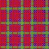 Seamless checkered pattern Stock Photo