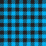 Seamless checkered pattern Royalty Free Stock Image