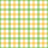 Seamless checkered pattern. Vector illustration Stock Illustration