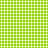 seamless checkered table cloth pattern Stock Photography