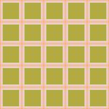 Seamless checkered wallpaper pattern Royalty Free Stock Images