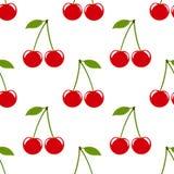 seamless Cherry Fotografering för Bildbyråer