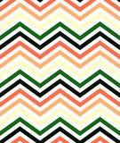 Seamless chevron background pattern Royalty Free Stock Images