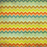 Seamless chevron background pattern Royalty Free Stock Photos