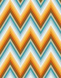 Seamless chevron background Royalty Free Stock Photography