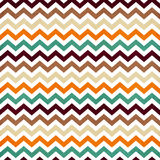 Seamless chevron background Royalty Free Stock Images